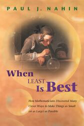 When Least Is Best by Paul J. Nahin