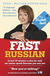Fast Russian with Elisabeth Smith (Coursebook) by Elisabeth Smith