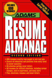 Adams Resume Almanac by Richard Wallace