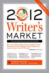 2012 Writer's Market by Robert Lee Brewer