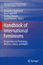 Handbook of International Feminisms by Alexandra Rutherford