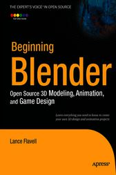 Beginning Blender by L. Flavell