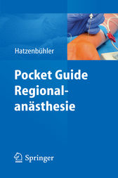 Pocket Guide Regionalanästhesie by Annette Gack