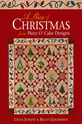 A Slice of Christmas From Piece O' Cake Designs by Becky Goldsmith