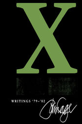 X by John Cage
