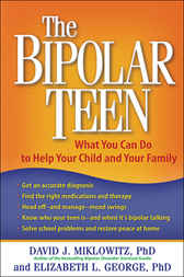 Bipolar Teen by David Miklowitz