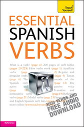 Essential Spanish Verbs: Teach Yourself by Maria Rosario Hollis