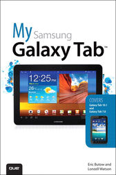My Samsung Galaxy Tab by Eric Butow