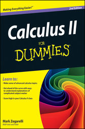Calculus II For Dummies by Mark Zegarelli