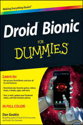 Droid Bionic For Dummies by Dan Gookin