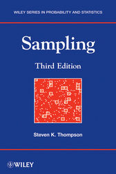 Sampling by Steven K. Thompson