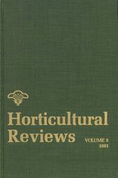Horticultural Reviews by Jules Janick