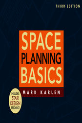 Space Planning Basics by Mark Karlen