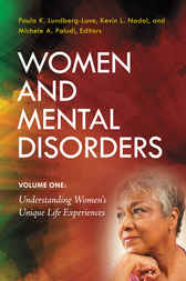 Women and Mental Disorders