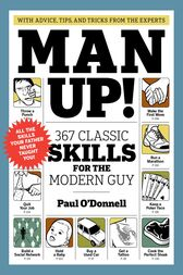 Man Up! by Paul O'Donnell