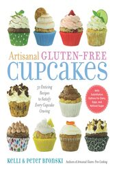 Artisanal Gluten-Free Cupcakes