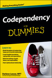 Codependency For Dummies by Darlene Lancer