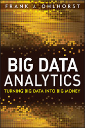 Big Data Analytics by Frank J. Ohlhorst