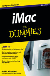 iMac For Dummies by Mark L. Chambers
