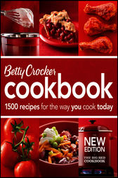 Betty Crocker Cookbook by Betty Crocker Editors