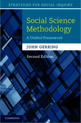 Social Science Methodology by John Gerring