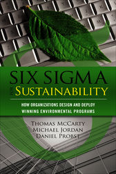 Six Sigma for Sustainability by Tom McCarty