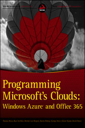 Programming Microsoft's Clouds by Thomas Rizzo