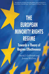 The European Minority Rights Regime