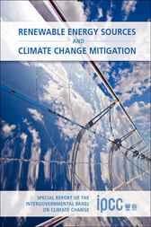 Renewable Energy Sources and Climate Change Mitigation by Ottmar Edenhofer