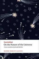 On the Nature of the Universe by Lucretius;  Ronald Melville;  Don Fowler;  Peta Fowler