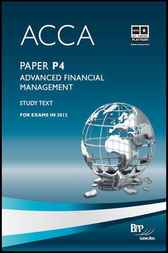 ACCA P4 - Advanced Financial Management