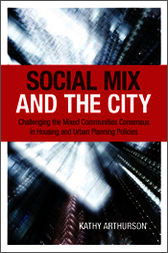 Social Mix and the City by Kathy Arthurson