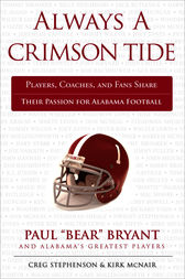 Always a Crimson Tide by Creg Stephenson