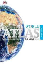 Compact World Atlas by Dorling Kindersley Ltd