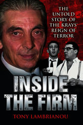 Inside the Firm by Tony Lambrianou