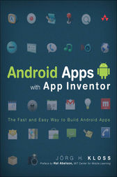 Android Apps with App Inventor by Jörg H. Kloss
