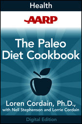 AARP The Paleo Diet Cookbook by Loren Cordain
