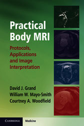 Practical Body MRI by David J. Grand