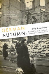 German Autumn by Stig Dagerman