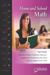 Home & School Math by Saddleback Educational Publishing