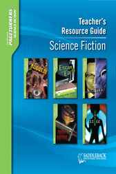 Science Fiction Teacher's Guide by Saddleback Educational Publishing