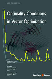 Optimality Conditions in Vector Optimization by Manuel Arana Jiménez