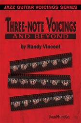 Three-Note Voicings and Beyond by Randy Vincent