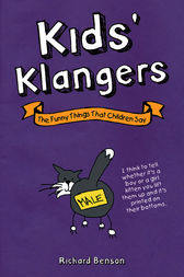 Kids Klangers by Richard Benson