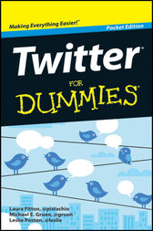 Twitter For Dummies by Laura Fitton