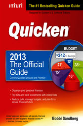 Quicken 2013 The Official Guide by Bobbi Sandberg