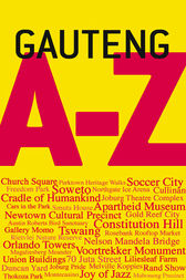 Gauteng A-Z by Sean Fraser