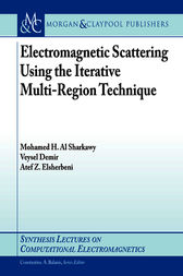 Electromagnetic Scattering using the Iterative Multi-Region Technique