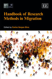 Handbook of Research Methods in Migration by Carlos Vargas-Silva