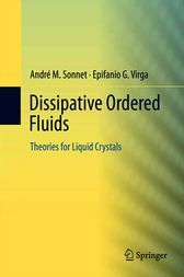 Dissipative Ordered Fluids by Andre M. Sonnet